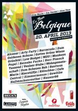 25 Locations bei der fünften Tour Belgique (Foto: Le Tour Belgique)