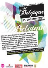"""""""Le Tour Belgique"""" - Das Programm (Quelle: www.le-tour-belgique.de)"""