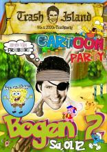 Bunt und schrill wird es auf der Cartoon Party im Bogen 2.