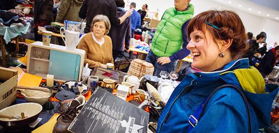 Flohmarkt Sonntag Köln