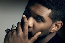 Usher: macht mit Musik Millionen.