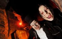 Vampire, Zombies und Moster werden die Lanxess Arena am 31. Oktober heimsuchen. (Foto: dapd)