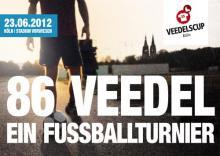 Beim Veedelscup liefern sich 86 Kölner Hobbymannschaften ein spannendes Fussballtunier. (Foto: TEAM10 GbR)