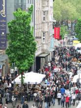 Verkaufs Offener Sonntag Köln