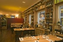 Paradies für Weinliebhaber: Restaurant VINTAGE auf der Hahnenstraße
