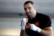 Vitali Klitschko: schlug seinen letzten Gegner krankenhausreif. (Foto: dapd)
