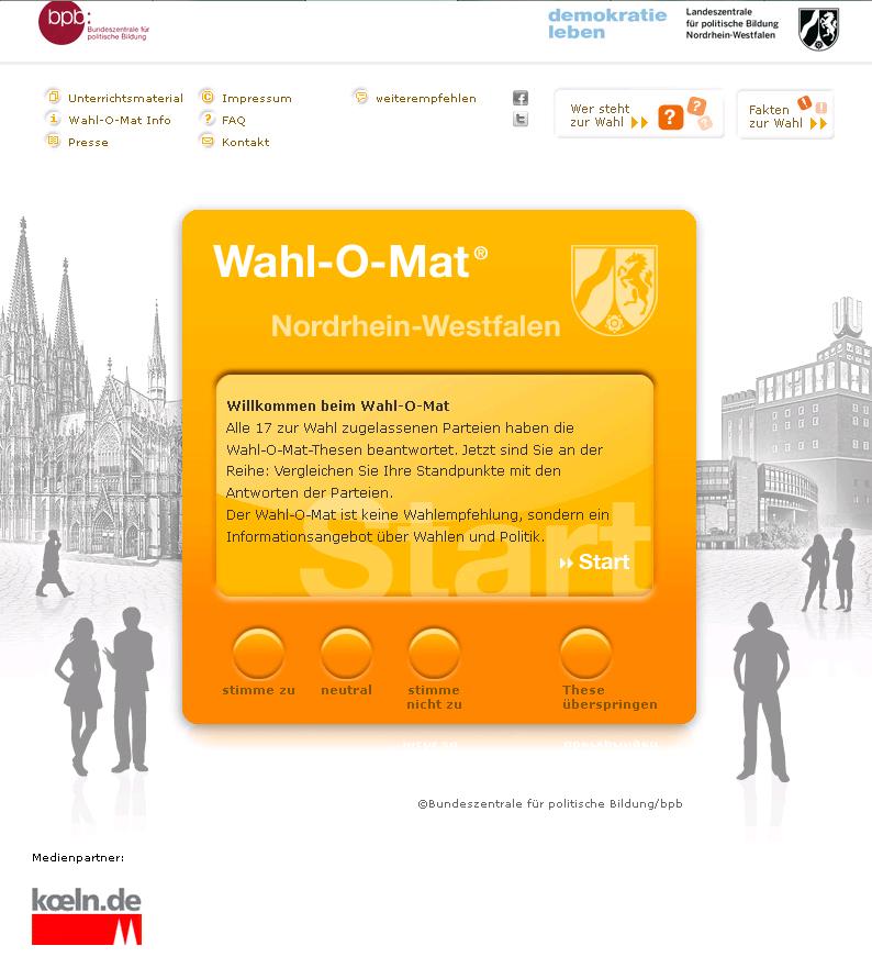 Wahl Köln