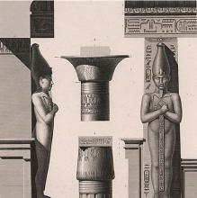 Jean-Baptiste Lepère und die Kultur der Pharaonen