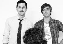 Chris Cain und Keith Murray von We Are Scientists (Foto: Prime Entertainment)