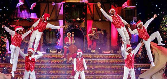 Weihnachtscircus Köln