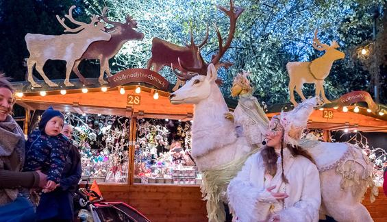 Totensonntag Weihnachtsmarkt.So öffnen Die Weihnachtsmärkte Am Totensonntag Koeln De