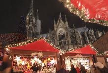 Ab 21. November können Besucher auf den Weihnachtsmärkten nach Geschenken stöbern. (Foto: Christopher Adolph)