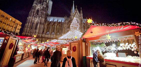 Besuch Auf Dem Weihnachtsmarkt.Weihnachtsmarktbesuch Mit Kindern Koeln De