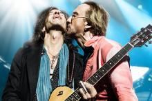 """Marius Müller-Westernhagen: zurück zu den """"Rock'n'Roll-Wurzeln"""" auf """"Alphatier"""". (Foto: Martin Huch)"""