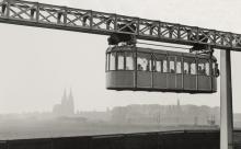 """Made in Cologne: """"Zypern & Charlier"""" baut nach 1900 Waggons für die Wuppertaler Schwebebahn @ Rheinisch-Westfälische Wirtschaftsarchiv"""