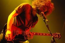 Andrew Stockdale: machte den Songtest in Australiens winzigen Konzertsälen. (Foto: Helmut Löwe)