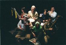 Ensemble mit Musik (Foto:Alfred Koch)