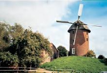 Die Mühle bei Niedermörmter. Foto: Norbert Schmidt.