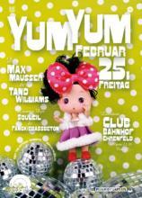Der Flyer zur Party. (Quelle: http://cbe-cologne.de)