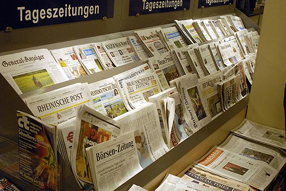 Kölner Zeitungen