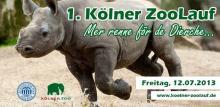Der ZooLauf feiert Premiere.