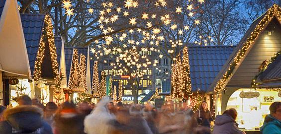Weihnachtsmarkt Köln Eröffnung 2019.Weihnachtsmarkt Auf Dem Neumarkt Koeln De