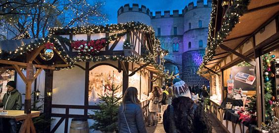 Wann Ist Der Weihnachtsmarkt.Weihnachtsmarkt Auf Dem Rudolfplatz Koeln De