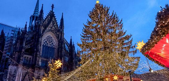 Beginn Weihnachtsmarkt Berlin 2019.Weihnachtsmarkt Am Kölner Dom Koeln De