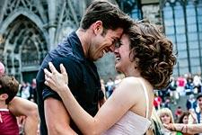 """Baby und Johnny betören bei """"Dirty-Dancing""""-Premiere"""