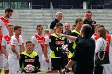 Alle Gesichter des 1. FC Köln als Bildergalerie