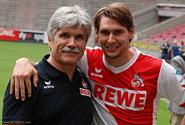 Bildergalerie: Jux und Spaß beim Medientag des 1. FC Köln