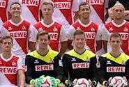 Bildergalerie: Mannschaftsfoto 1. FC Köln, Saison 2014/15