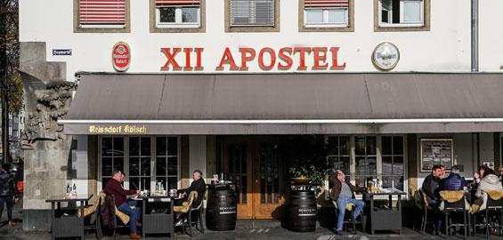 Die Besten Restaurants In Der Kolner Altstadt Koeln De