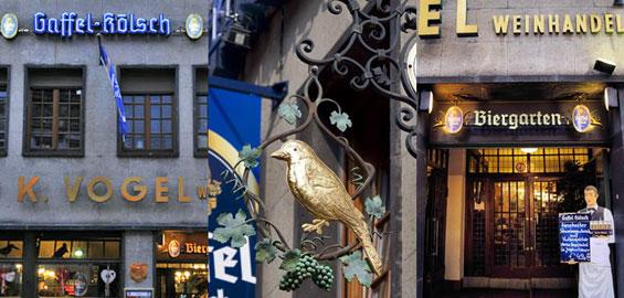 premium selection ece33 39c81 Weinhaus Vogel, ein kölsches Brauhaus mit Biergarten   koeln.de