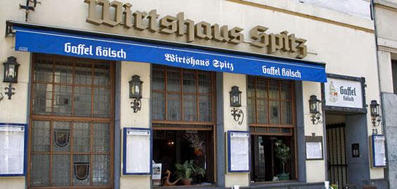 Spitz Köln wirtshaus spitz mit sonntagsbraten und neuem pächter koeln de