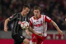1. FC Köln unterliegt Freiburg 0:1