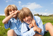 Sind Mützen nur was für kleine Jungs? © iStockphoto