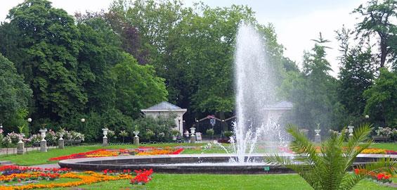 flora / botanischer garten | koeln.de, Garten dekoo