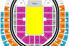 Lanxess Arena Pläne Der Halle Und Sitzplätze Koelnde