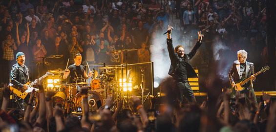U2 Konzert 2021 Köln