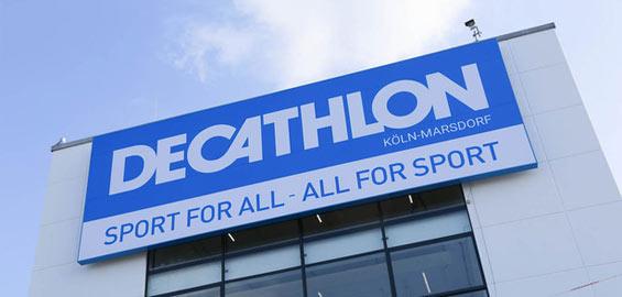 Decathon in Köln Marsdorf