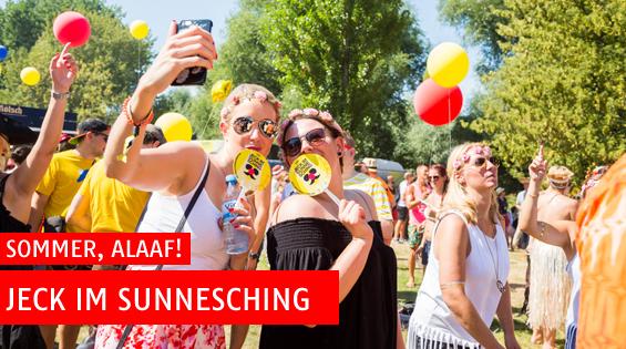Jeck Im Sunnesching Köln 2021