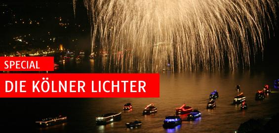 Kölner Lichter 2018 | koeln.de