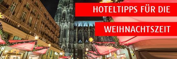 Hoteltipps für die Weihnachtszeit