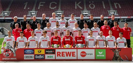1 Fc Köln Spieler