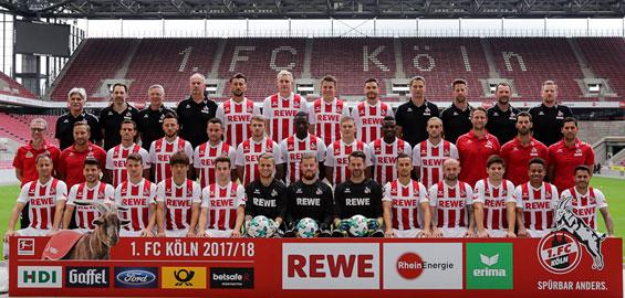 Alle Spieler Des 1 Fc Köln Als Bildergalerie Koelnde