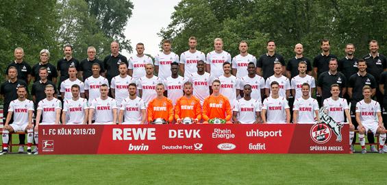 Fc Köln Mannschaft