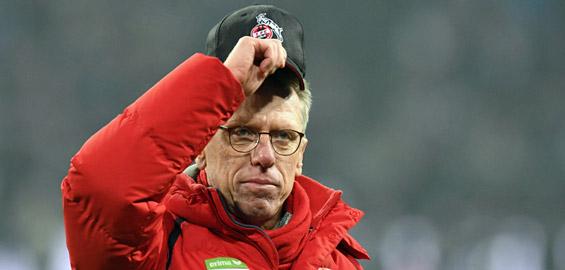 1 Fc Köln Und Trainer Stöger Aus Und Vorbei Koelnde