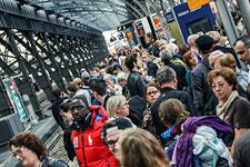 Lokführer-Streik: Tipps für Bahnreisende in Köln