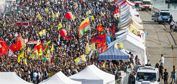 Demo Samstag Köln